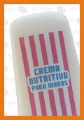 Crema Nutritiva para Manos