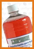 Desinfectante para Baños Perfumado